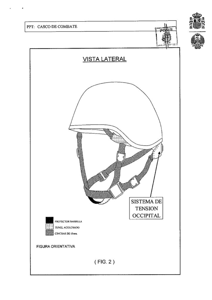 Noviembre de 2014 - Diciembre de 2016. Nuevo casco de combate para el Ejército español. Screenshot_259