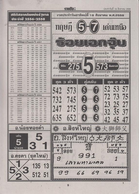 16 / 08 / 2558 FIRST PAPER Ruamchai_9