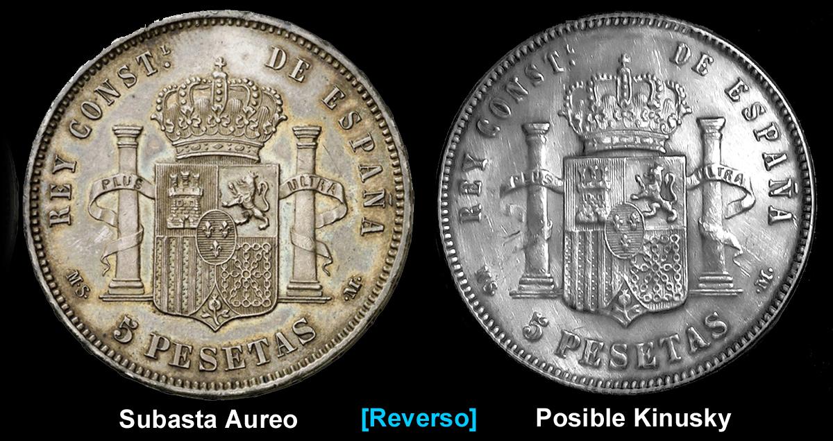 BONITO DURO ALFONSO XIII 1888 M.S. M. - AYUDA AL FORO - GRACIAS Prueba_Kinusky_en_Aureo_B