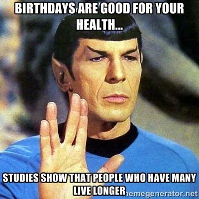 Happy Birthday Bluebottle! - Page 2 Spock
