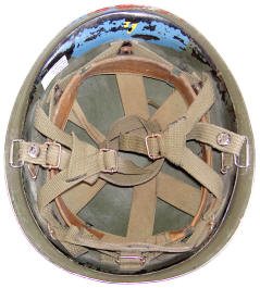casco - Casco Mº M-I USA Paracaidista - BRIPAC Espm1pac