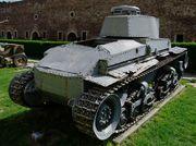 Немецкий легкий танк PzKpfw 35(t) (LT vz.35). Военный музей в замке Калемегдан, г.Белград SG201768