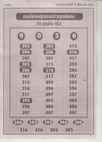16 / 08 / 2558 MAGAZINE PAPER  - Page 2 Leklock_8_1