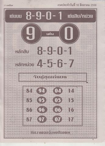 16 / 08 / 2558 MAGAZINE PAPER  - Page 2 Leklock_10