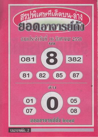 16 / 08 / 2558 MAGAZINE PAPER  - Page 3 Ruamajandang_2