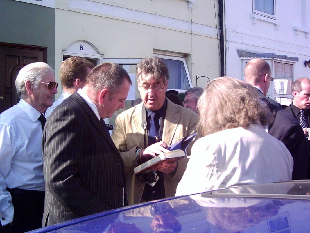 Private  William Cooper Event in Worthing Sussex PHTO0054