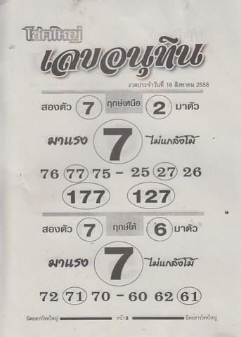 16 / 08 / 2558 MAGAZINE PAPER  Chokeyai_8