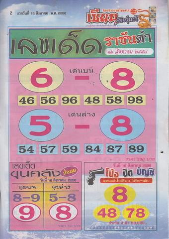 16 / 08 / 2558 MAGAZINE PAPER  - Page 4 Zianepanthae_2