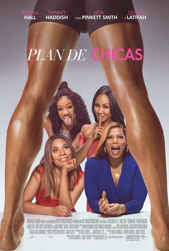 Plan de chicas (2017) [Ver + Descargar] [HD 1080p] [Castellano] [Comedia] Girls_trip-842175863-large