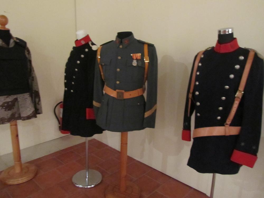 Exposicion de La Guardia Civil, Museo Villa Señor de Ciudad Real. 14 de Junio - 20 de Julio, 2013. Expo_GC_004_preparativos