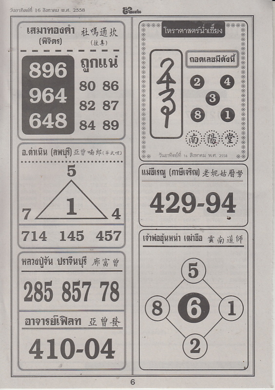 16 / 08 / 2558 FIRST PAPER Tingkanomjean_6