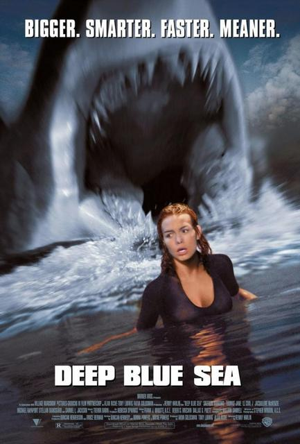 Deep Blue Sea (1999) [Ver Online] [Descargar] [HD 1080p] [Spanish - English] [Terror] Deep_blue_sea-830403670-large
