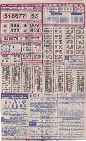 16 / 08 / 2558 MAGAZINE PAPER  - Page 2 Lottery_result_007
