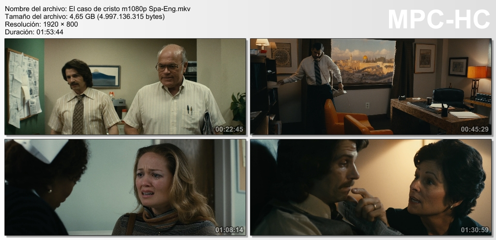 El caso de Cristo (2017) [Ver Online] [Descargar] [HD 1080p] [Español-Inglés] [Drama] El_caso_de_cristo_m1080p_Spa-_Eng.mkv_thumbs