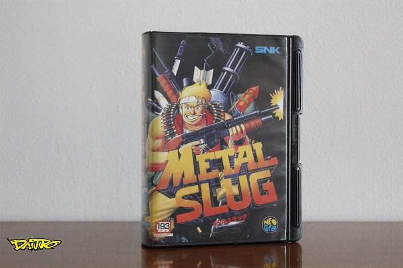 Colección Neo·Geo AES Daijiro (10/09/2016) Metal_Slug_1