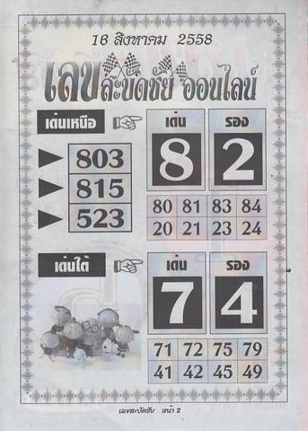 16 / 08 / 2558 MAGAZINE PAPER  - Page 2 Leksabadchai_2