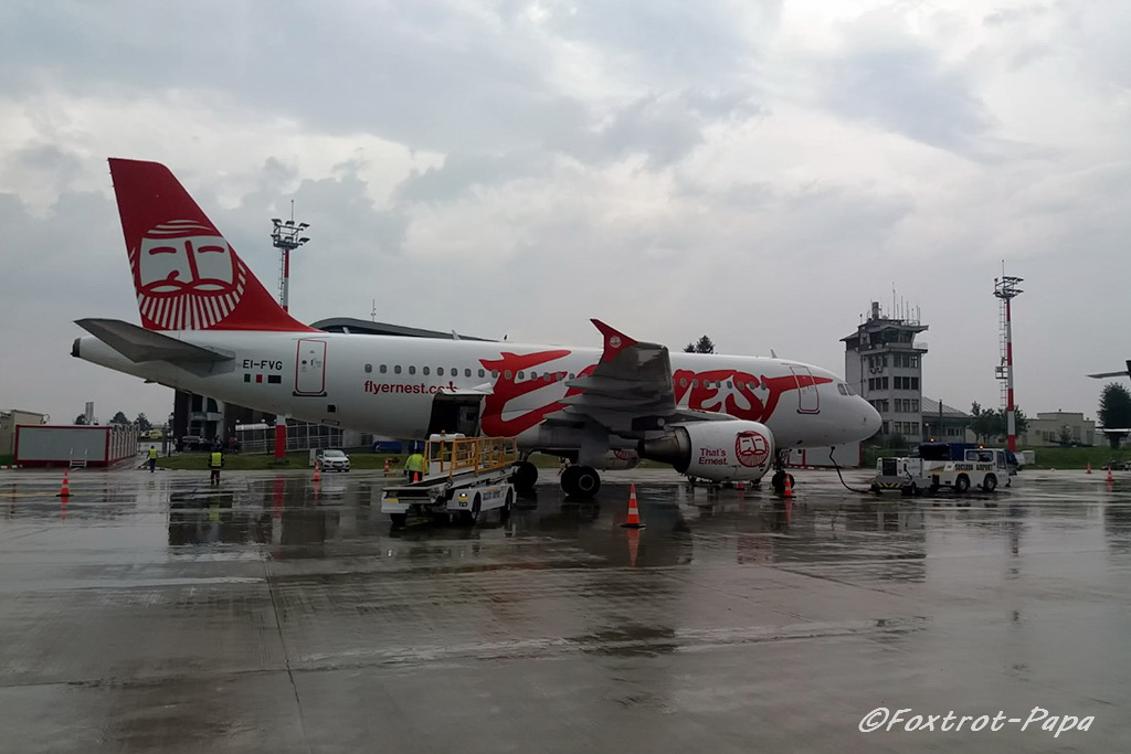 Aeroportul Suceava (Stefan Cel Mare) - Iulie 2018  Image