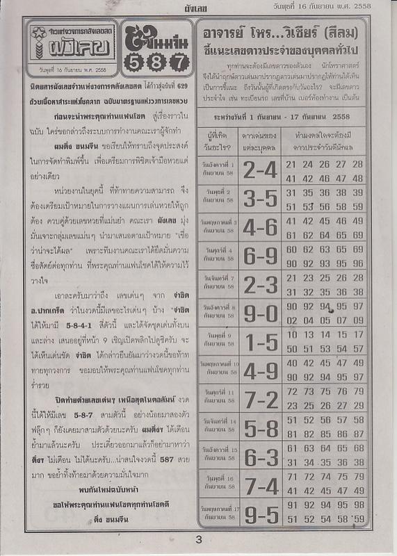 16 / 09 / 2558 FIRST PAPER . Panglek_3