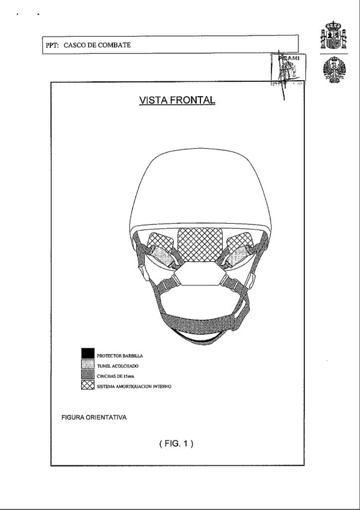 Noviembre de 2014 - Diciembre de 2016. Nuevo casco de combate para el Ejército español. Screenshot_258