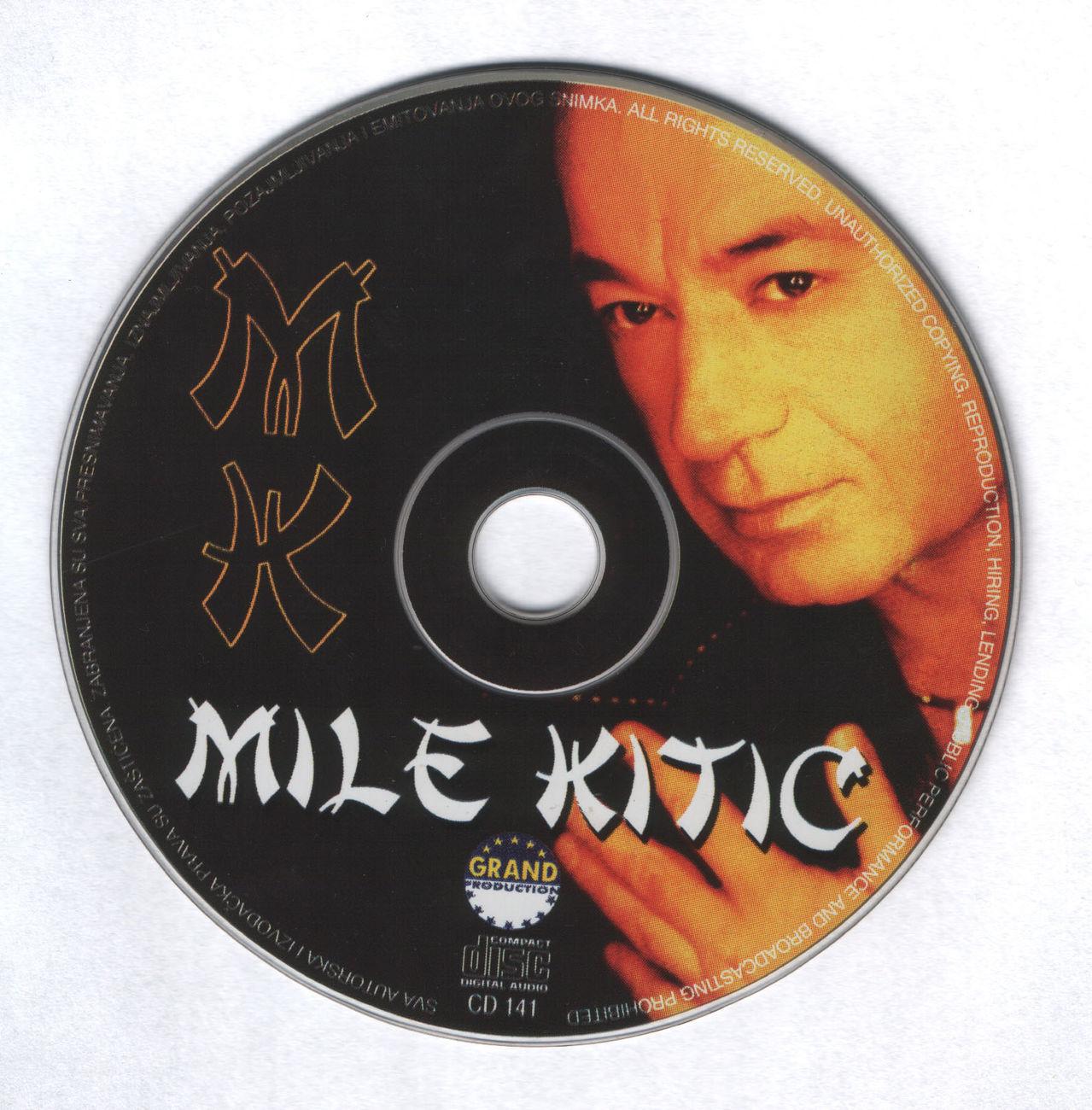 Mile Kitic 2001 - Plava ciganka Mile_Kitic_2001_Cd
