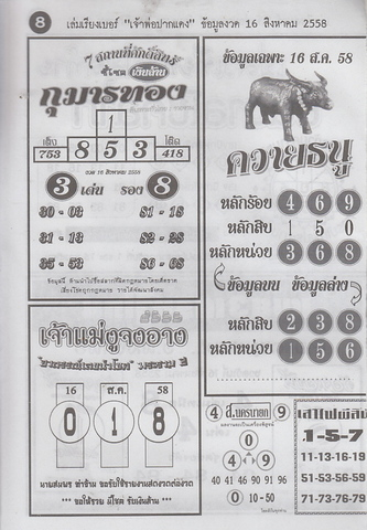 16 / 08 / 2558 MAGAZINE PAPER  Jaoporpakdang2_8