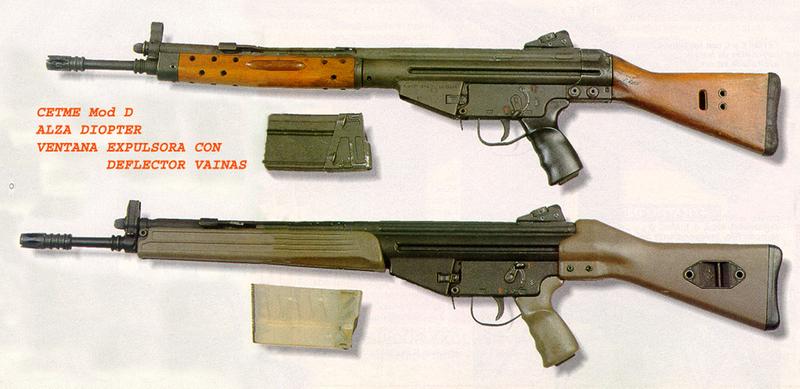 Alzas y Puntos de Mira en la serie CETME L. Armas_n_158_pp018