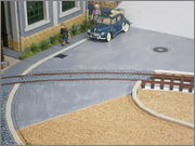 Meine Bastelbahn im Keller Fahrbahn_03