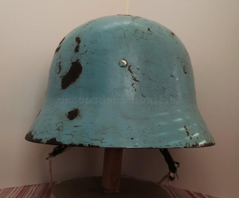 El Casco Azul en España 005