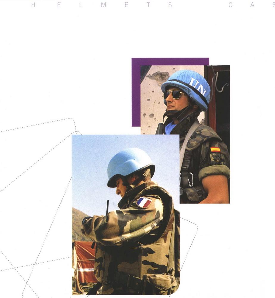 Los Cascos de Naciones Unidas. 0909_Franc_s_Spectra_00_GALLET_INDUYCO