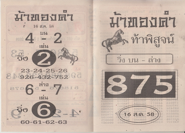 16 / 08 / 2558 MAGAZINE PAPER  Duangtavee_2