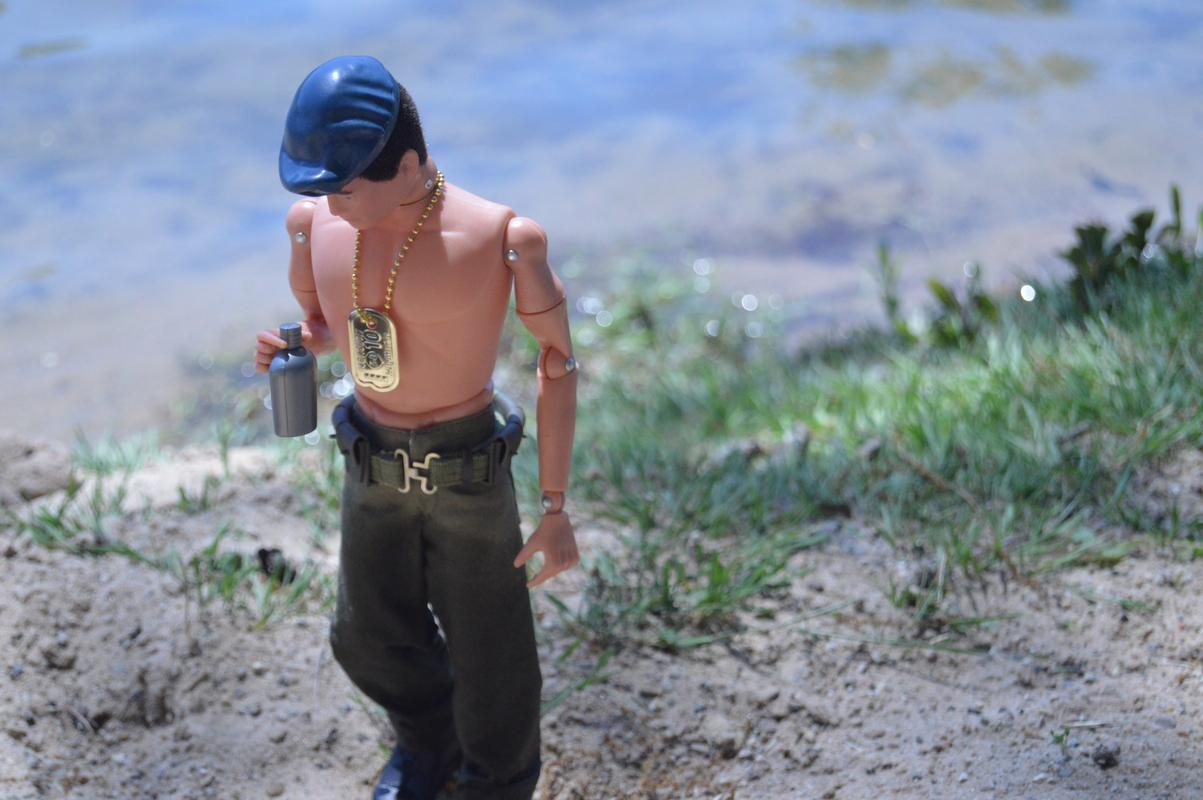 Sean Hits the Beach DSC_0536