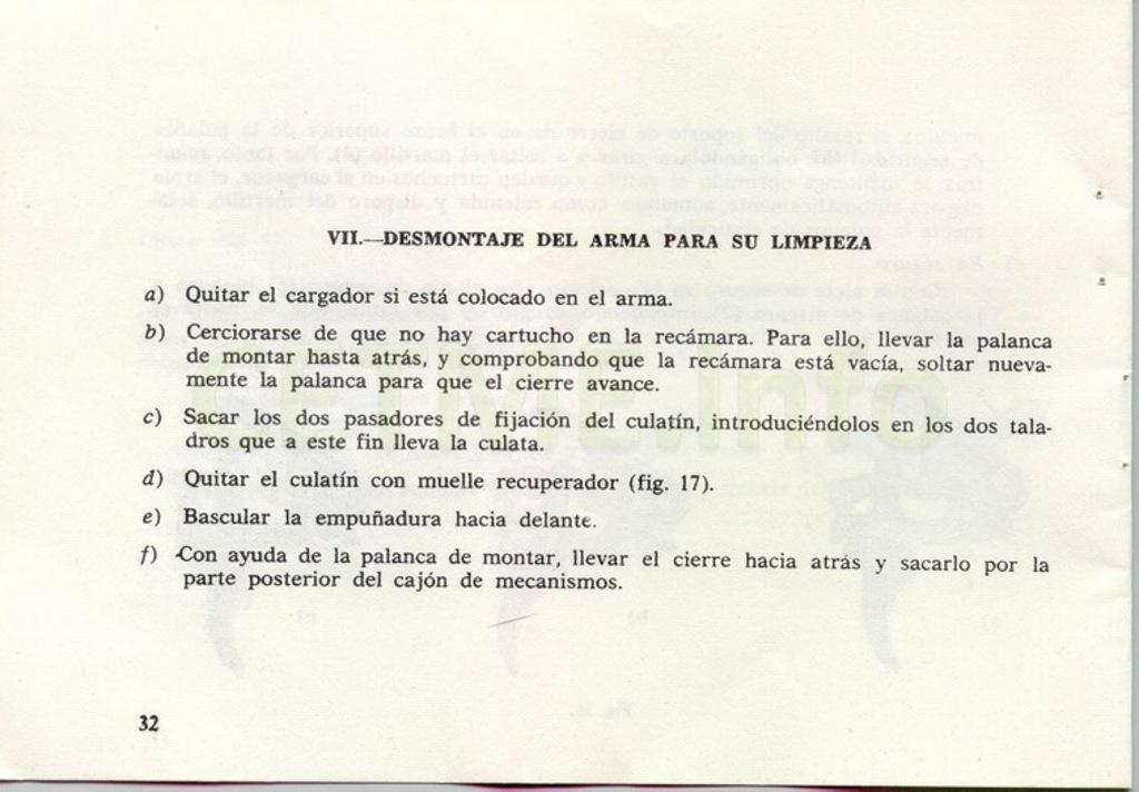 "Manual CETME C ""Santa Bárbara"" 1º Modelo. Manual_p32"