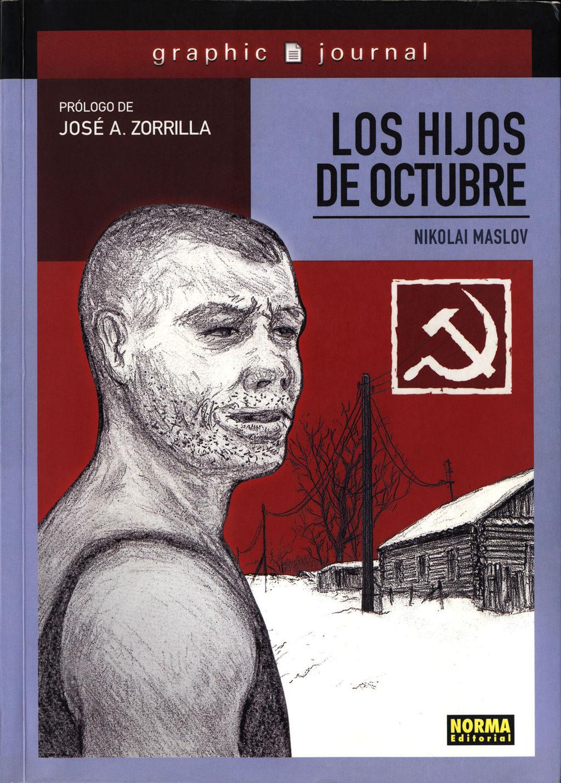 """The Red Star, un cómic """"comunista"""" Los_Hijos_de_Octubre"""