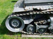 Немецкий легкий танк PzKpfw 35(t) (LT vz.35). Военный музей в замке Калемегдан, г.Белград SG201794