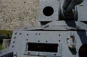 Немецкий легкий танк PzKpfw 35(t) (LT vz.35). Военный музей в замке Калемегдан, г.Белград SG201786