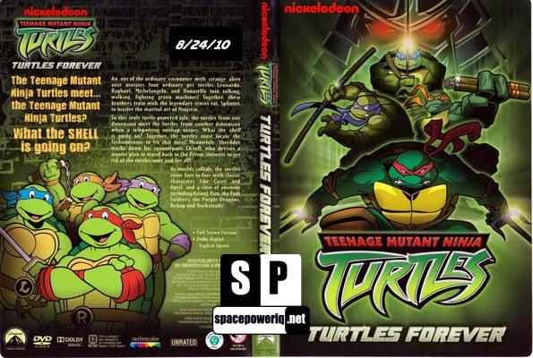 Turtles Forever 012