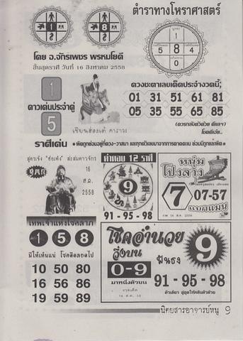 16 / 08 / 2558 MAGAZINE PAPER  Ajannu_9