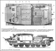 БТР-50ПК - бронетраспортер 50_2