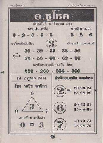 16 / 08 / 2558 MAGAZINE PAPER  - Page 3 Ruaysedtee_9