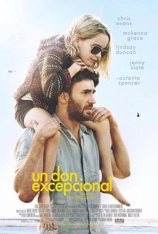 Un don excepcional (2017) [Ver Online] [HD 1080p] [Español] [Openload] Gifted-371696918-large