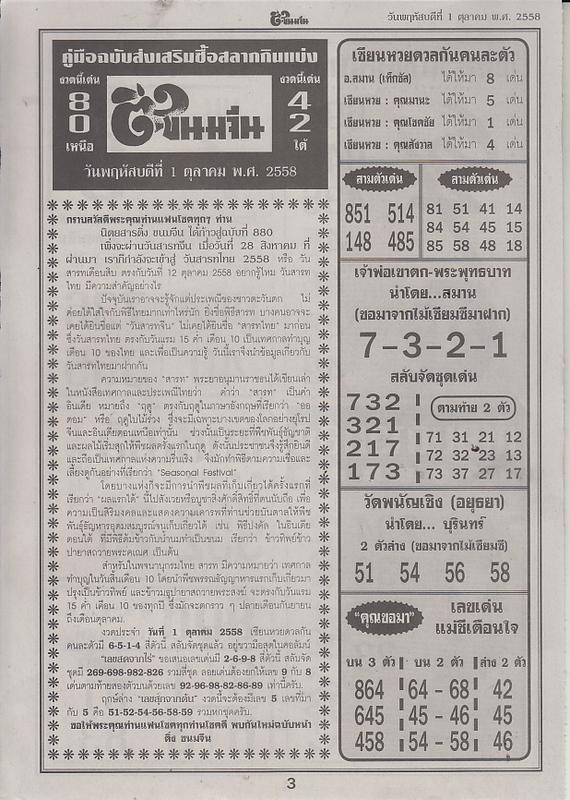 01 / 10 / 2558 FIRST PAPER Tingkanomjean_3