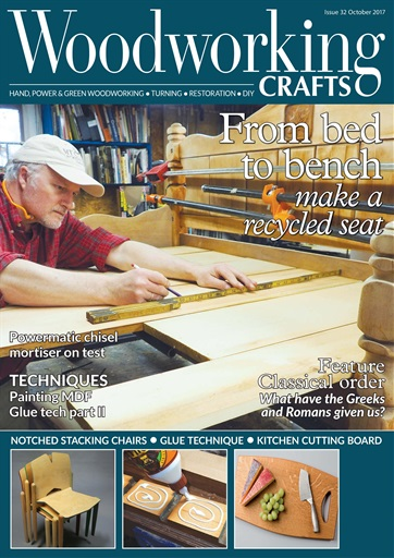 Woodworking Crafts 32 (October 2017) WWC32