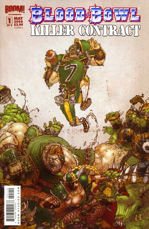 "[Cómic] Blood Bowl: ""Killer Contract"" Killer_Contract_01_01"