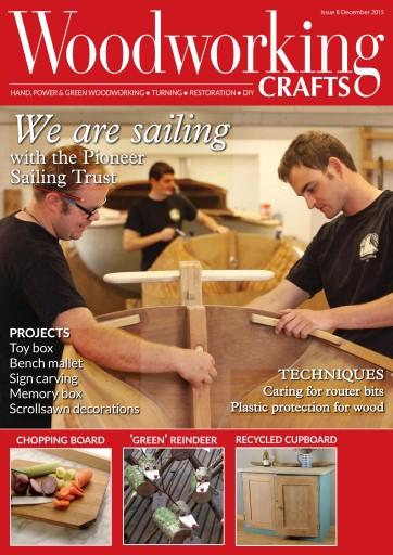 Woodworking Crafts 08 (December 2015) WWC08