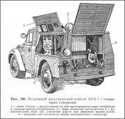 АПА-7 - аэродромный подвижный электроагрегат   Image