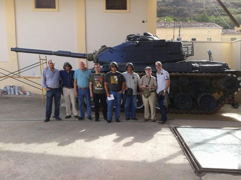 """Quedada casquera... Belorado, 04-X-14. Museo de Radiotransmisiones """"Inocencio Bocanegra"""" IMG_20141004_WA0005"""