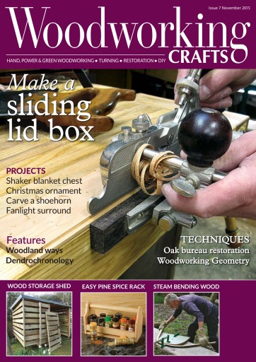 Woodworking Crafts 07 (November 2015) WC07