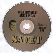 Safet Isovic - Kolekcija Safet_Isovic_-_Moj_zumbule_brigo_moja_Cd