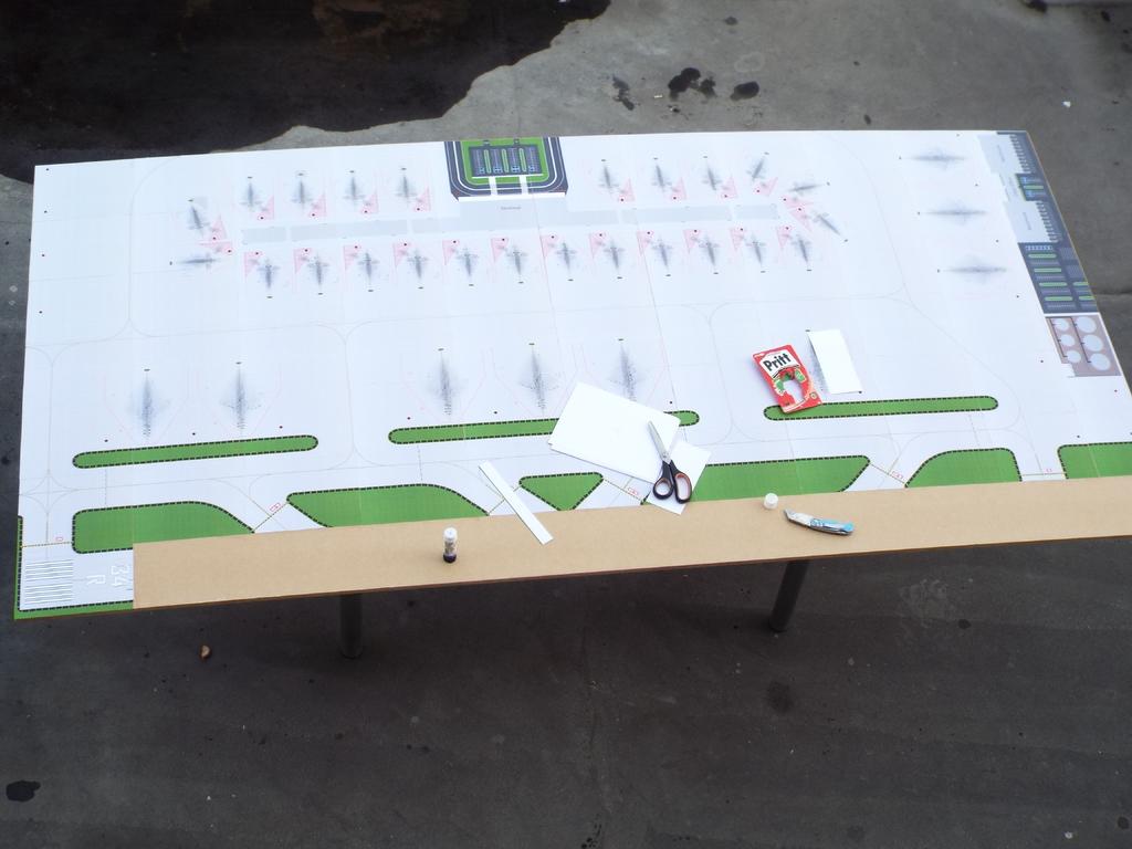 Aeroporturi in miniatura 1:400 - 1:500 DSCF4556