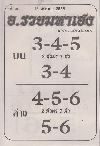16 / 08 / 2558 MAGAZINE PAPER  - Page 2 Luangpu_12